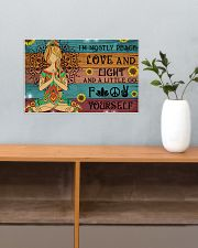 Yoga for life 17x11 Poster poster-landscape-17x11-lifestyle-24