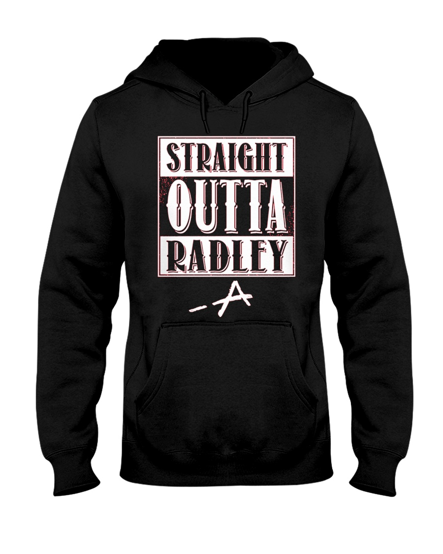 For Real Fans Pretty Little Liars Hooded Sweatshirt