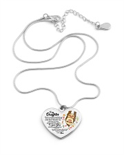gfcfgc bxcb Metallic Heart Necklace aos-necklace-heart-metallic-lifestyle-03