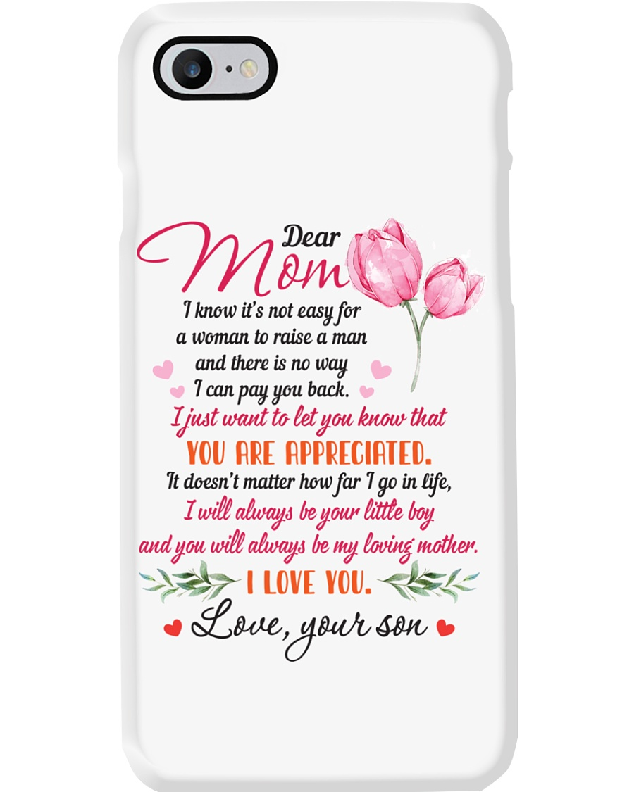 Best gift 2020 - My Loving Mother Phone Case