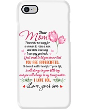 Best gift 2020 - My Loving Mother Phone Case i-phone-7-case