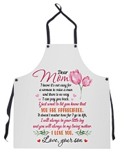 Best gift 2020 - My Loving Mother Apron thumbnail