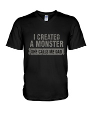 A Monster V-Neck T-Shirt thumbnail