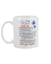 Best gift 2020 - My Mom Mug back