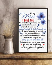 Best gift 2020 - My Mom 11x17 Poster lifestyle-poster-3