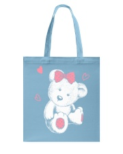 bears loving  Tote Bag thumbnail