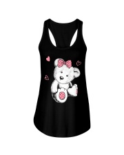 bears loving  Ladies Flowy Tank tile