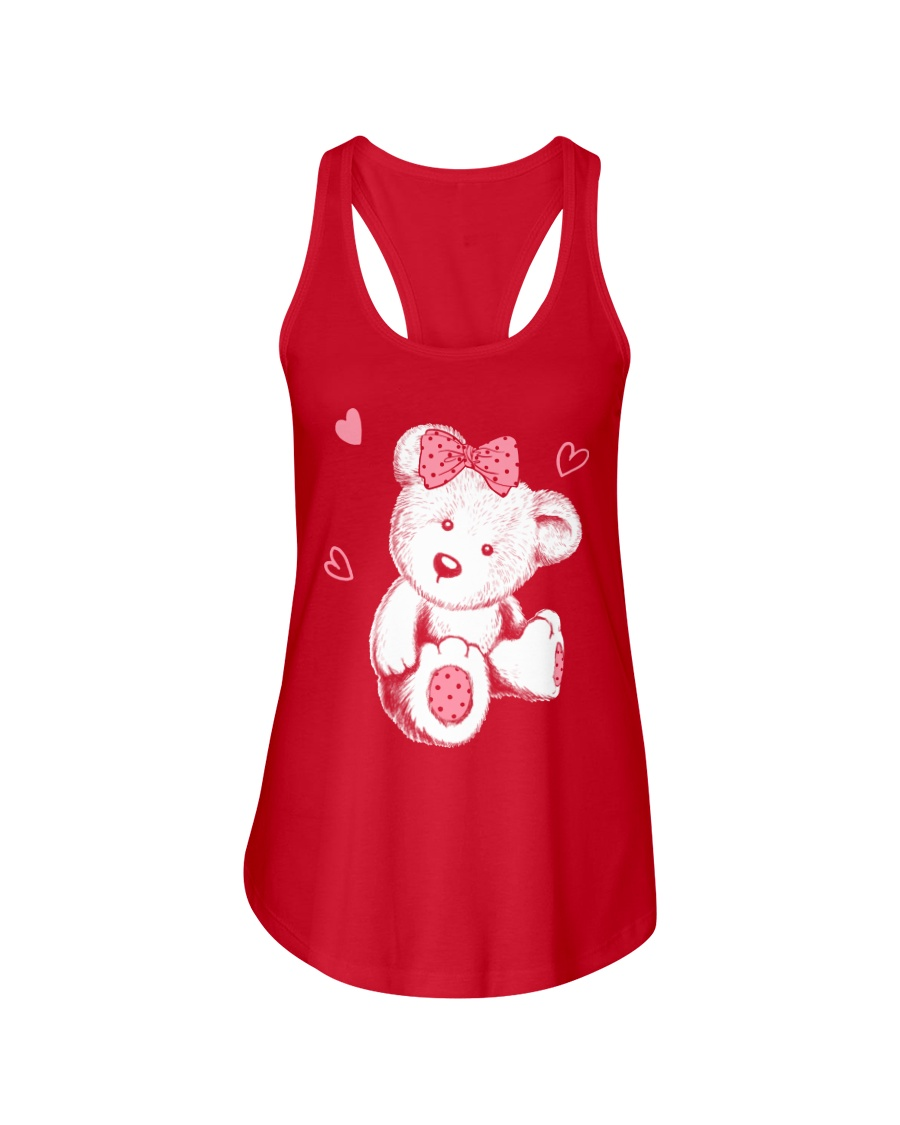 bears loving  Ladies Flowy Tank