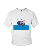 BOAT Youth T-Shirt front