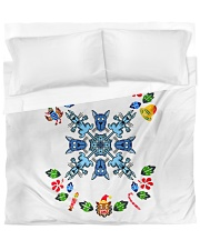 Christmas and Cats Bundle  Duvet Cover - King thumbnail