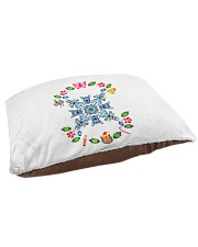 Christmas and Cats Bundle  Pet Bed - Large thumbnail