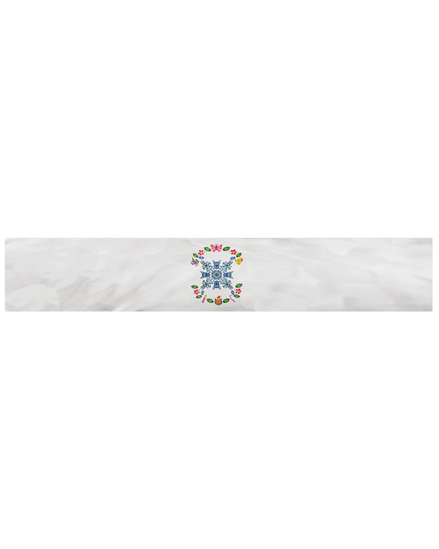 """Christmas and Cats Bundle  Table Runner - 90"""" x 16"""""""