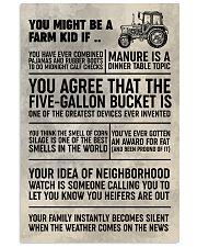 FARMER FAMILY POSTER N039 11x17 Poster front