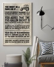 FARMER FAMILY POSTER N039 11x17 Poster lifestyle-poster-1