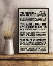 FARMER FAMILY POSTER N039 11x17 Poster lifestyle-poster-3