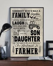 FARMER POSTER TO DAD N037 11x17 Poster lifestyle-poster-2
