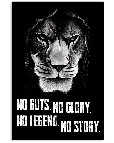 LION - NOT GUTS NO GLORY