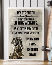 LION - MY STRENGTH 16x24 Poster lifestyle-poster-4