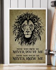 LION 16x24 Poster lifestyle-poster-4