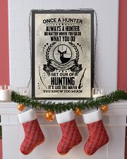 FUNNY HUNTING 16x24 Poster lifestyle-holiday-poster-4