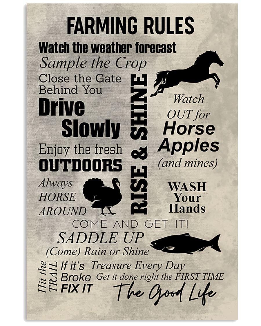 FARMER FAMILY POSTER N040 11x17 Poster