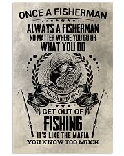 FUNNY FISHING Vertical Poster tile
