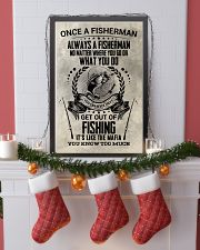FUNNY FISHING 16x24 Poster lifestyle-holiday-poster-4