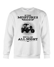 FUNNY FARMING Crewneck Sweatshirt thumbnail