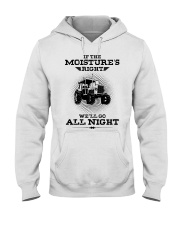 FUNNY FARMING Hooded Sweatshirt thumbnail