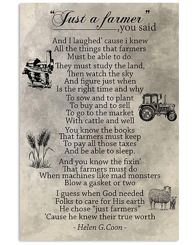 FARMER FAMILY POSTER