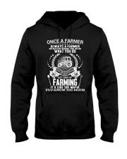 FUNNY FARMER SHIRT Hooded Sweatshirt thumbnail