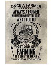FUNNY FARMER SHIRT 11x17 Poster thumbnail