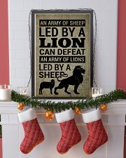 LION - A LION DOESN'T HAVE TO PROVE 16x24 Poster lifestyle-holiday-poster-4