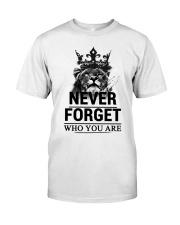LION - NEVER FORGET Classic T-Shirt thumbnail