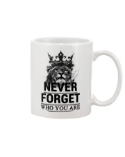 LION - NEVER FORGET Mug tile