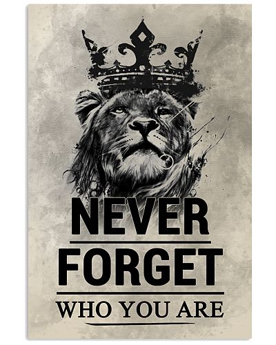 LION - NEVER FORGET