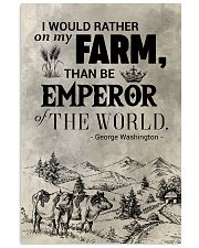 FAMILY FARMER POSTER 11x17 Poster front
