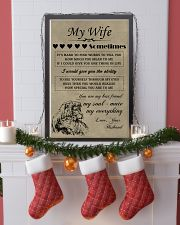 LION - My Wife  16x24 Poster lifestyle-holiday-poster-4
