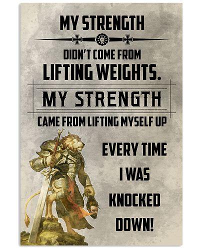 LION - MY STRENGTH