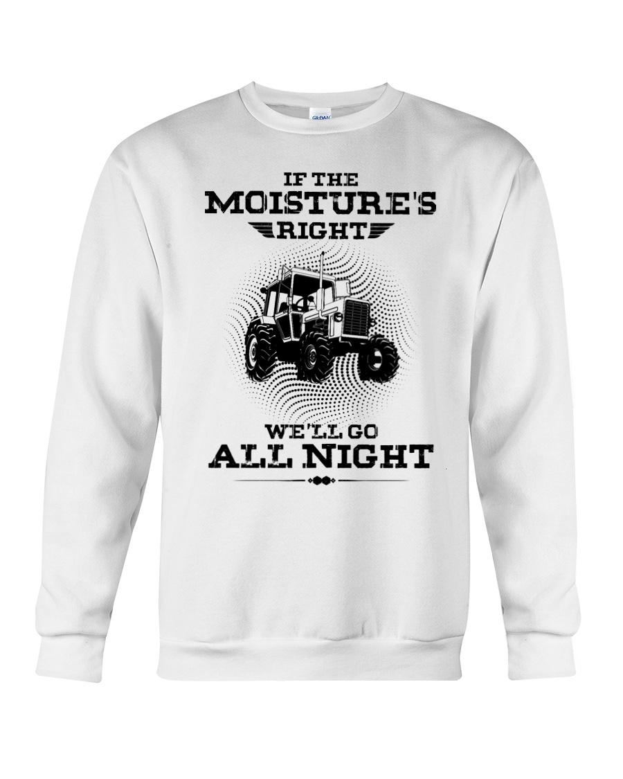 FUNNY FARMING Crewneck Sweatshirt