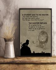LION - A STUDEN SAID 16x24 Poster lifestyle-poster-3