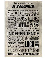FARMER FAMILY POSTER 11x17 Poster front