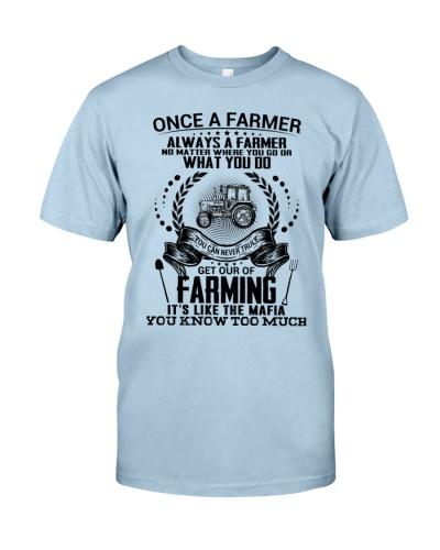 FUNNY FARMER POSTER