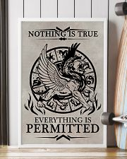 LION - NOTHING IS TRUE 16x24 Poster lifestyle-poster-4