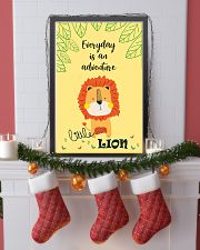 LION - LITTLE LION 16x24 Poster lifestyle-holiday-poster-4
