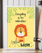 LION - LITTLE LION 16x24 Poster lifestyle-poster-4