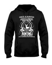 FUNNY HUNTING SHIRT Hooded Sweatshirt thumbnail