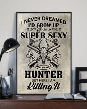 FAMILY HUNTER POSTER 11x17 Poster lifestyle-poster-2