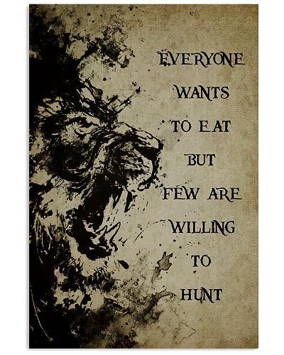 LION - IT IS NOT DEATH
