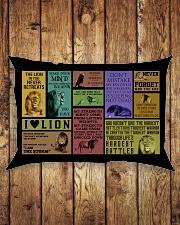 LION Rectangular Pillowcase aos-pillow-rectangle-front-lifestyle-2